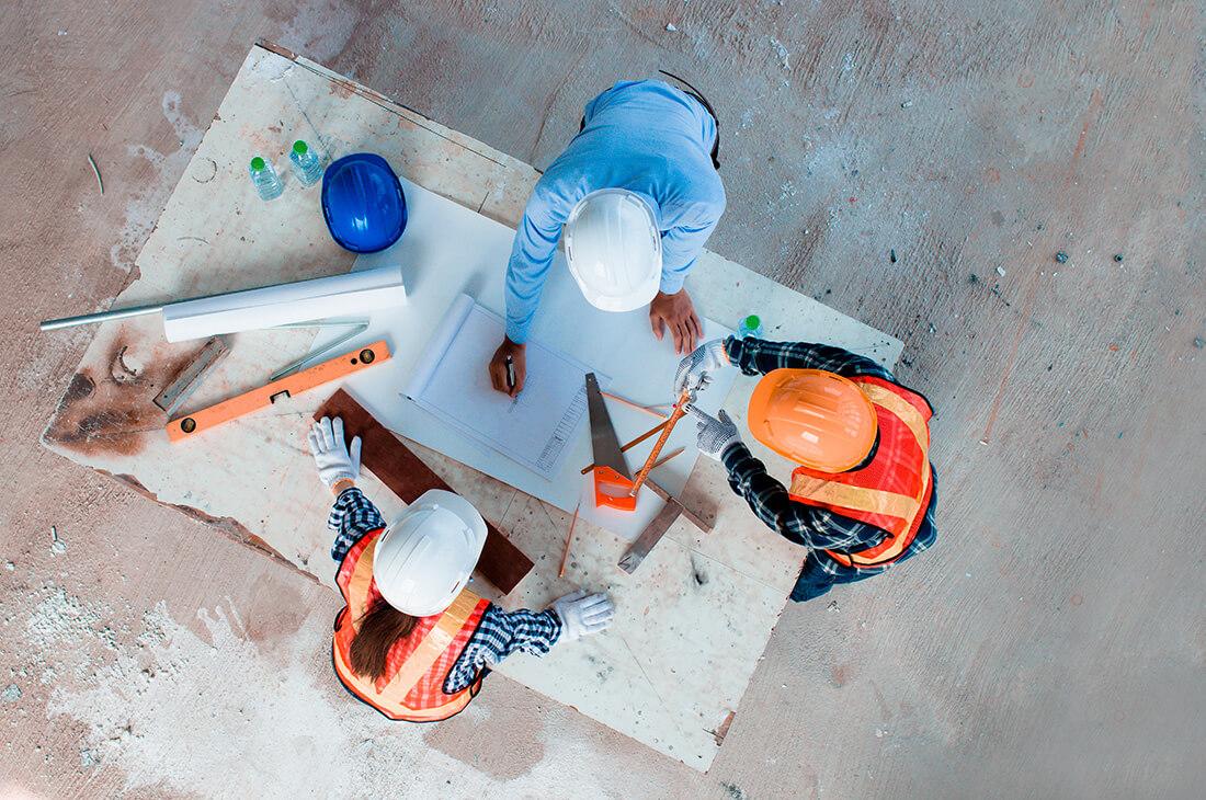 Bonsol construcció a Terrassa